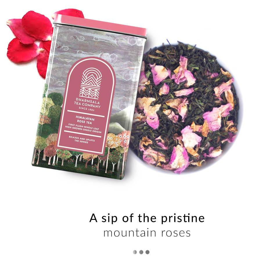 Tea - Himalayan Rose Tea