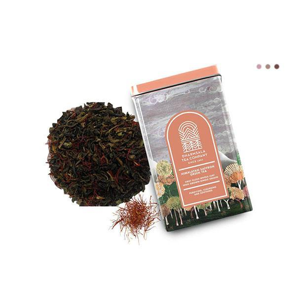 Tea - Himalayan Saffron Green Tea