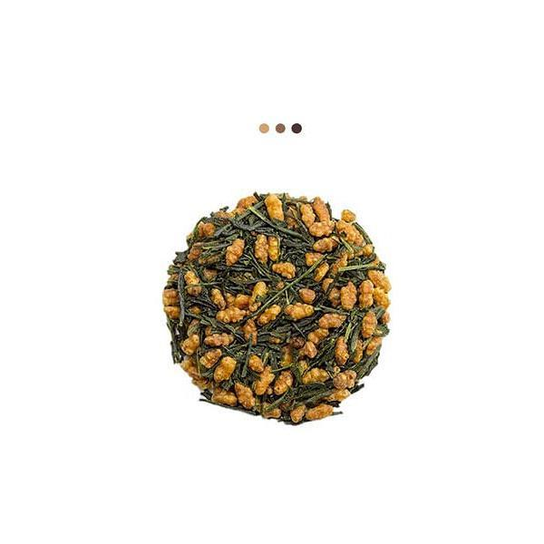 Tea - Japanese Genmaicha Green