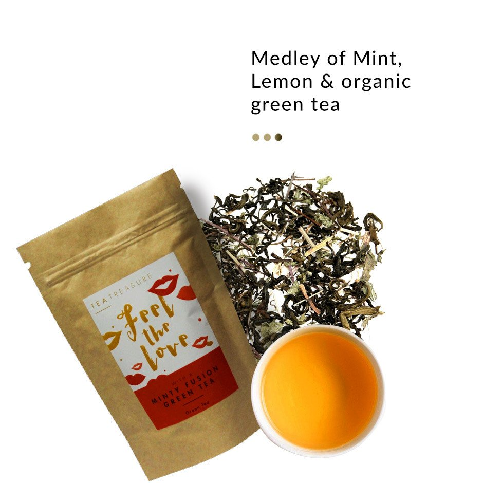 Tea - Minty Fusion Green Tea