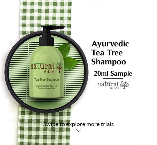 Ayurvedic Tea Tree Shampoo 20ml