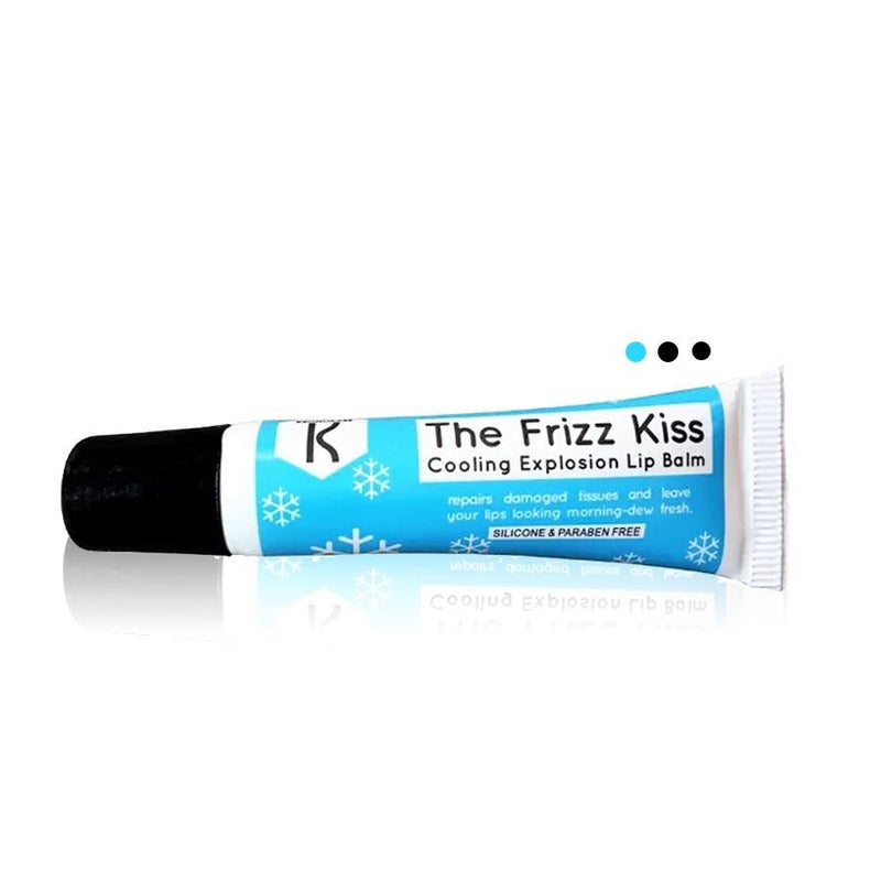The Frizz Kiss - Cooling Explosion Lip Balm