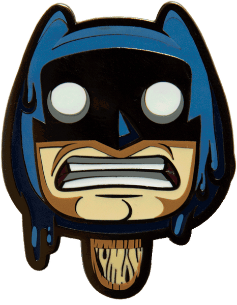 """BatPop"" Pin Pin Data Crew 