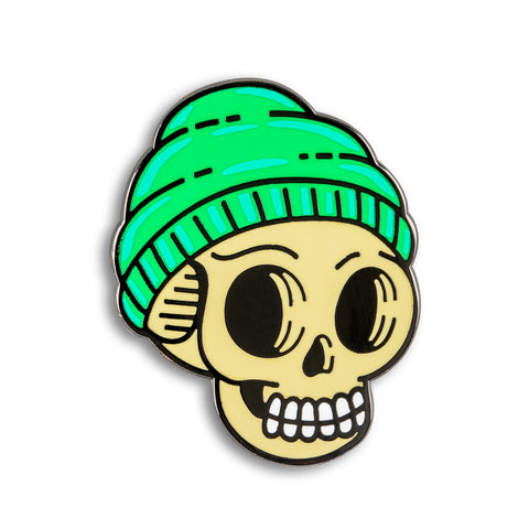 Beanie Man Pin Pin DATA CREW | DataCrew