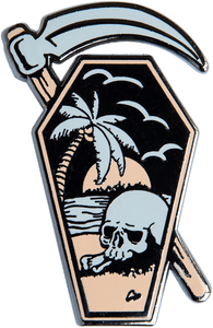 Coffin Dreams Pin pin Data Crew | DataCrew