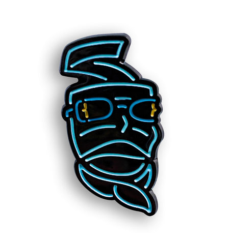 Invisible Man Pin - datacrew