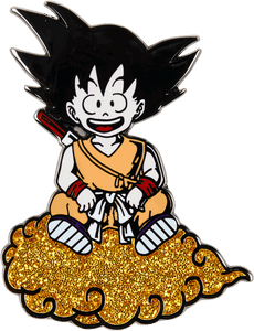Dragon Kid Pin - datacrew