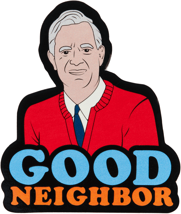 Good Neighbor Sticker Stickers KILLTHEGIANT X DATA CREW | DataCrew