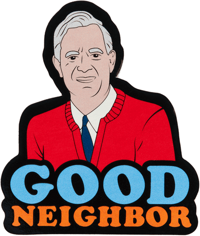 Good Neighbor Sticker - datacrew