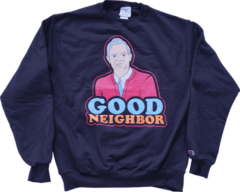 Good Neighbor Crewneck (Champion) - datacrew