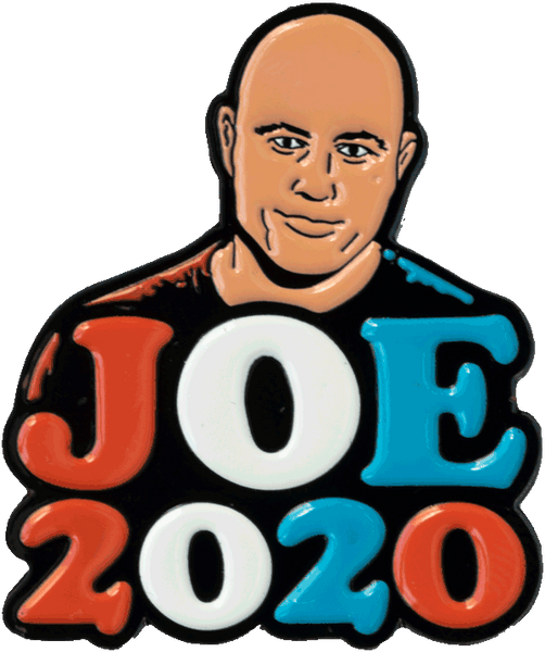Joe 2020 Pin Pin Data Crew | DataCrew