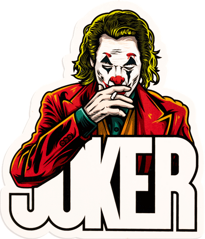 No Joke Sticker - datacrew