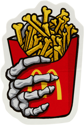 Mc Bones Sticker - datacrew