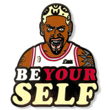 Be Yourself Pin(s) Pin KILLTHEGIANT X DATA CREW | DataCrew