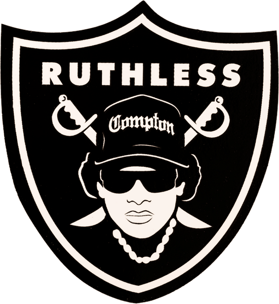 Ruthless Sticker Stickers Data Crew | DataCrew
