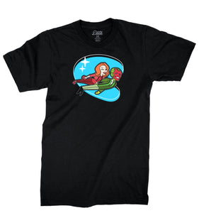 Fly with Me Tee - datacrew