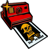 """You're Next"" Pin Pin Data Crew 