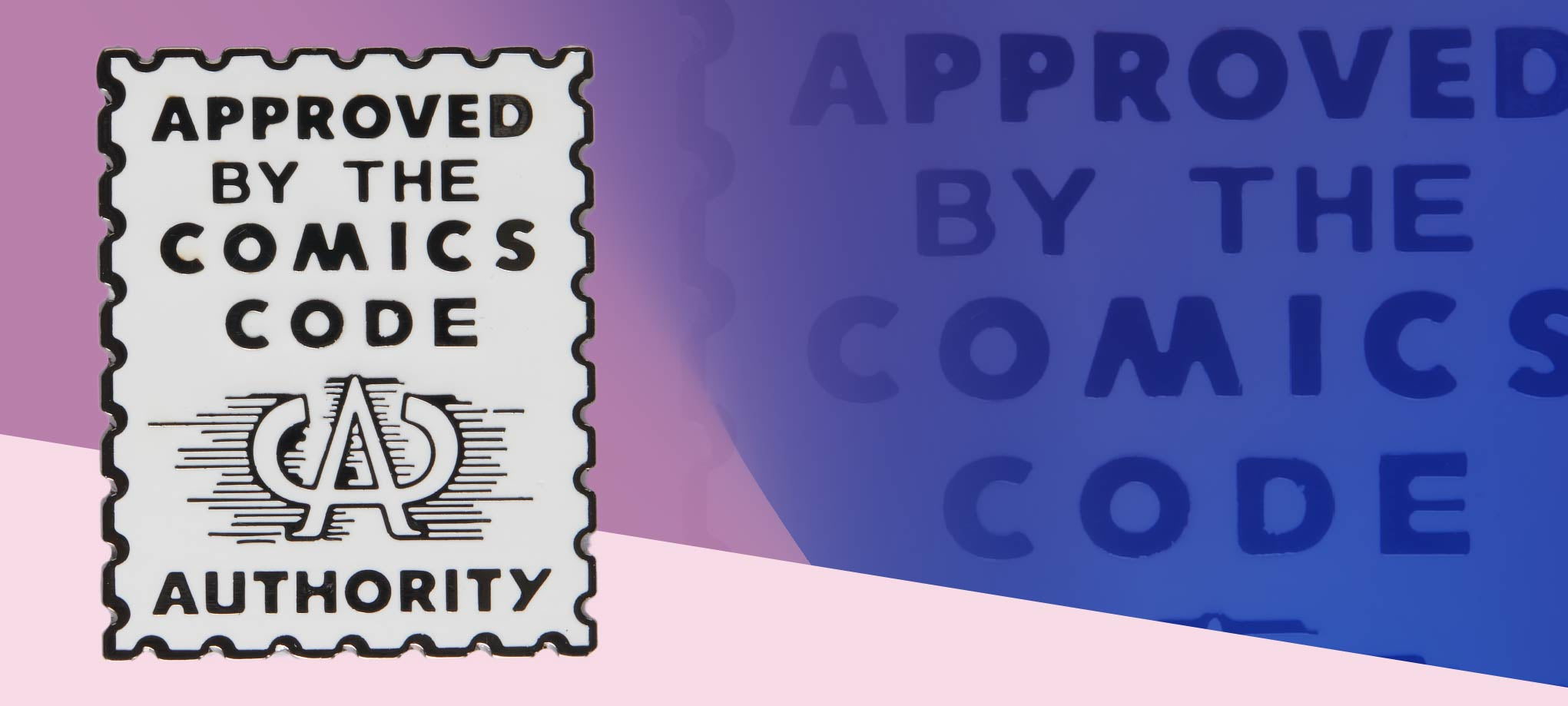 Approved Comic Pin Pin Data Crew | DataCrew