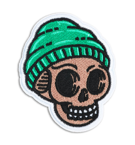 Beanie Man Patch - datacrew