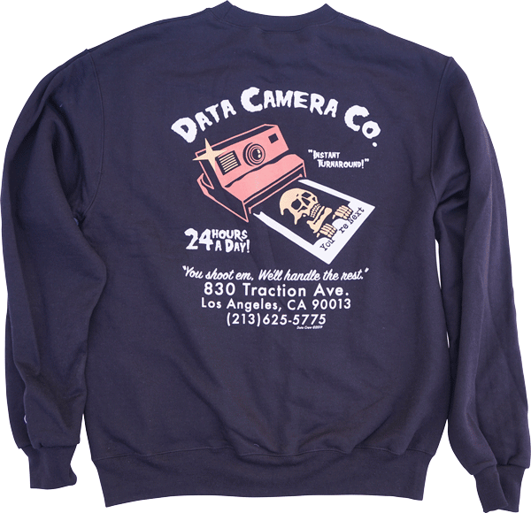 Data Camera Company Sweater sweater data | DataCrew