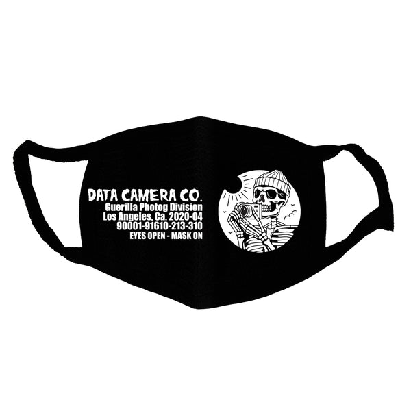 Guerilla Photog Mask Mask DATA CREW | DataCrew