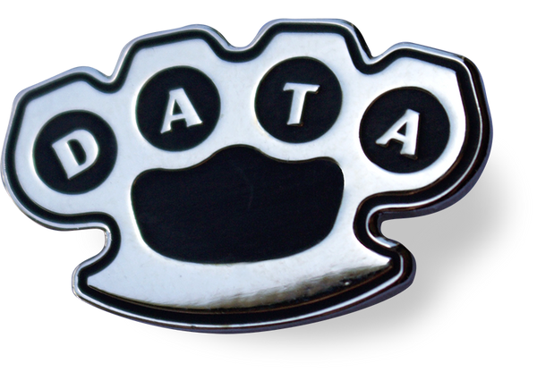 Data Knuckles Pin