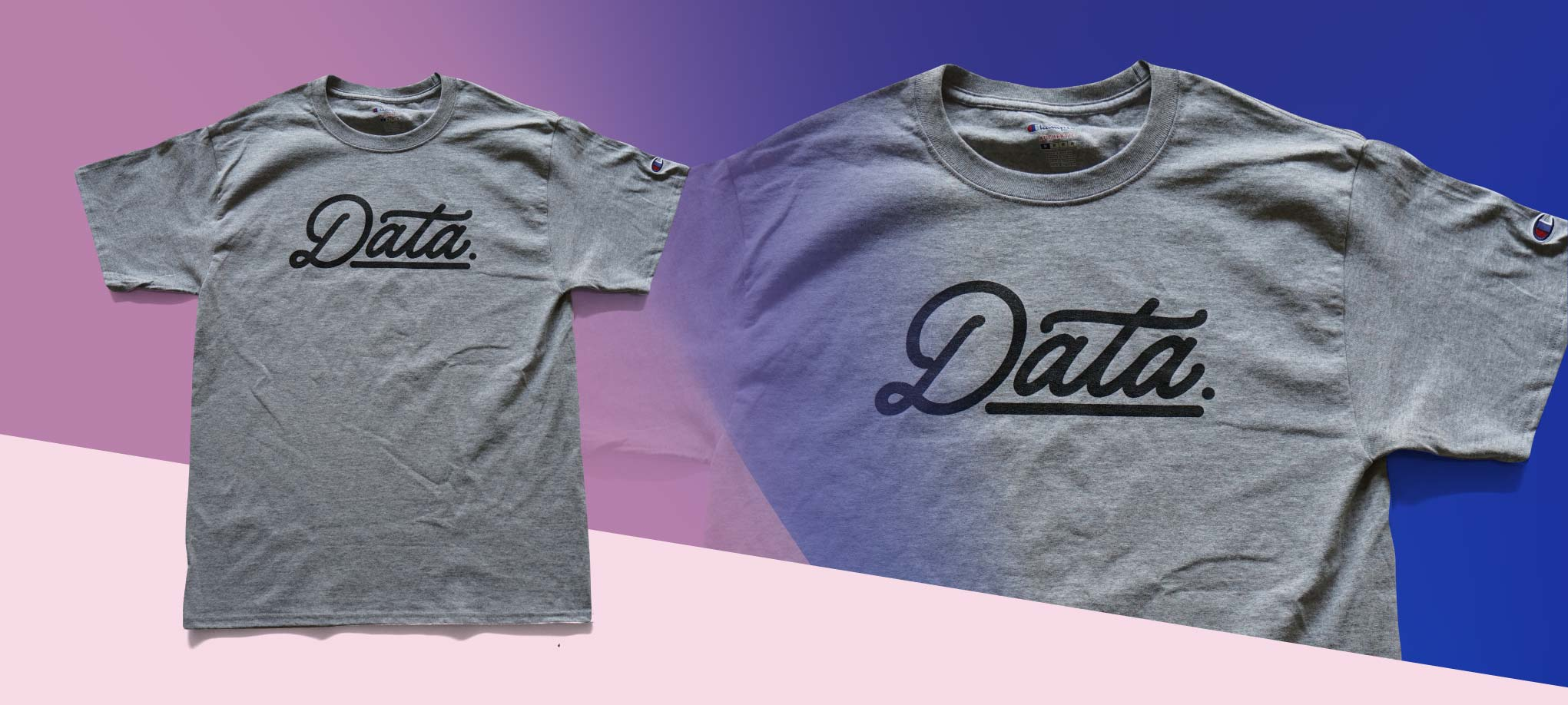Data X Champion Shirt shirts Data Crew | DataCrew