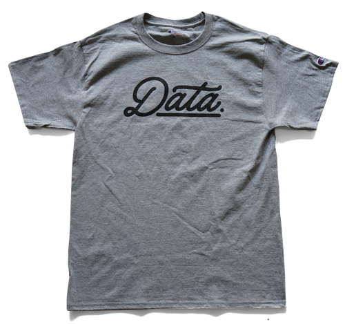 Data X Champion Shirt - datacrew