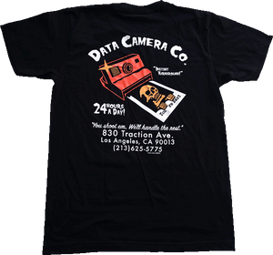 Data Camera Company Tee shirts DATA CREW | DataCrew