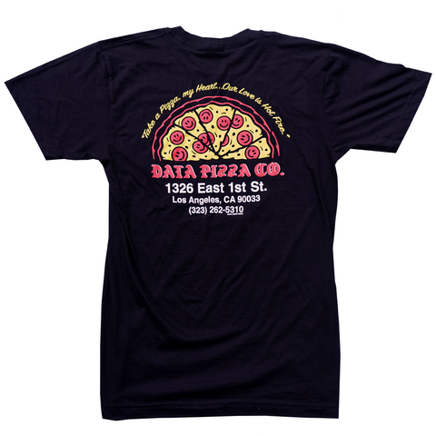 Pizza Company Tee shirt DATA CREW | DataCrew
