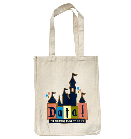 The Happiest Tote Bag - datacrew
