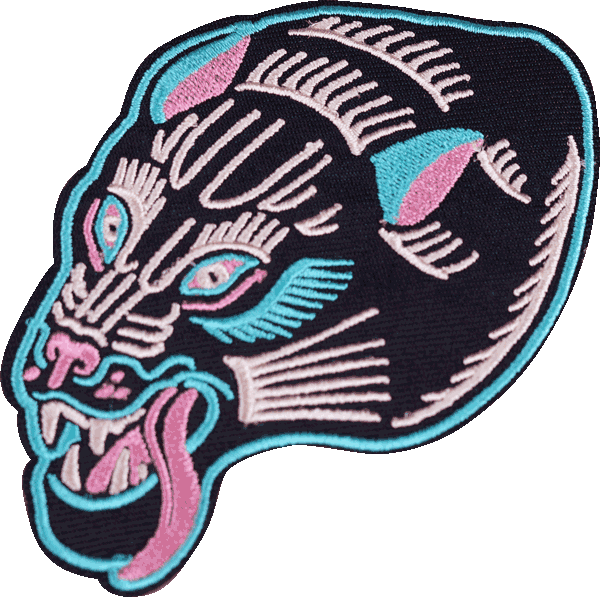 Data Wolf Patch Patch Data Crew | DataCrew