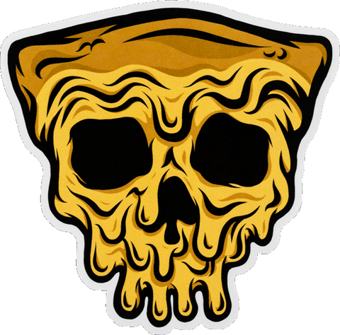 Die Slice Sticker - datacrew