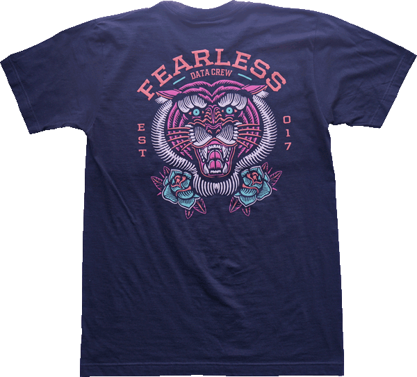 Fearless Shirt shirt Data Crew | DataCrew