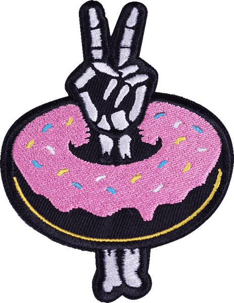 I'll take Two Donuts Patch - datacrew