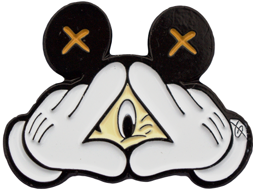 GooGooGucci mouse pin