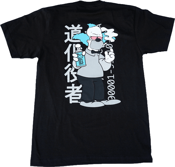 """Miserable Clown"" Shirt shirt Jake Beeson X Data 