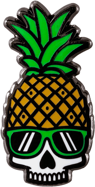 """Pineapple Express"" Pin Pin Data Crew 