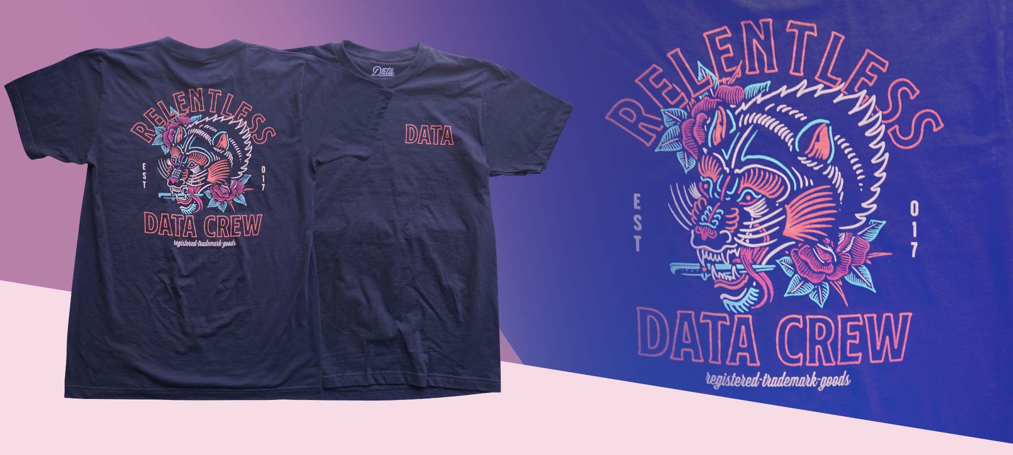 Relentless Shirt shirt Data Crew | DataCrew