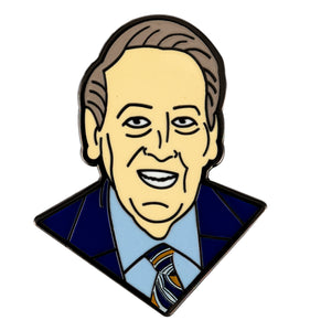 Smilin' Scully Pin - datacrew