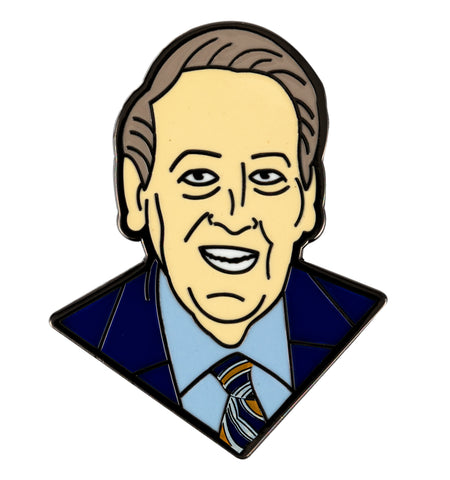 Smilin' Scully Pin Pin DATA CREW | DataCrew