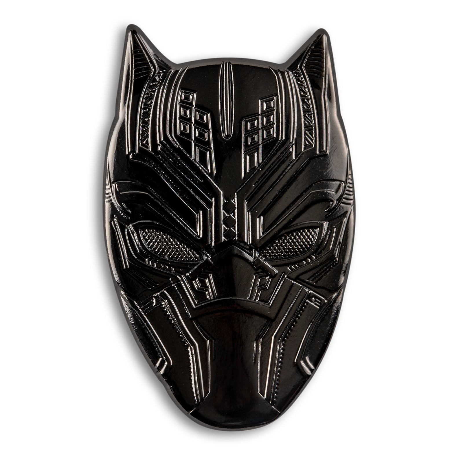 Mask On Pin (Wakanda Edition) Pin KILLTHEGIANT X DATA CREW | DataCrew