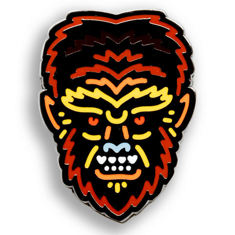 Wolfie Pin Pin DATA CREW | DataCrew