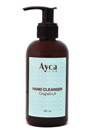 GRAPEFRUIT HAND CLEANSER