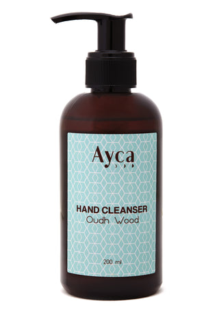 OUDH WOOD HAND CLEANSER (1000ML REFILL)