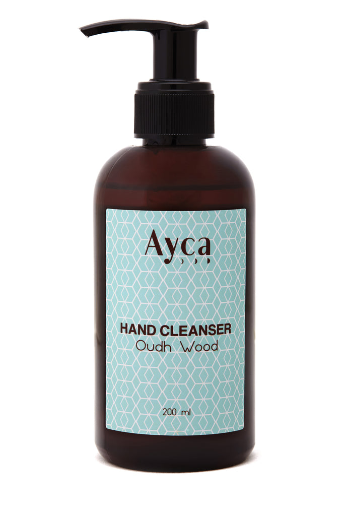 OUDH WOOD HAND CLEANSER