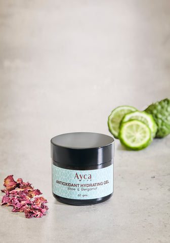 ANTIOXIDANT HYDRATING GEL