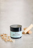 WHITE CLAY MASK (FRANKINCENSE & SANDALWOOD)