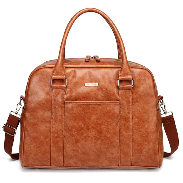 Aaryaa Carry All Nappy Bag – Tan