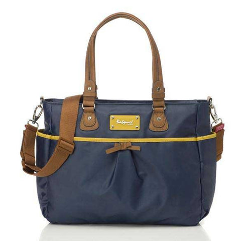 Babymel Lily Navy Nappy Bag